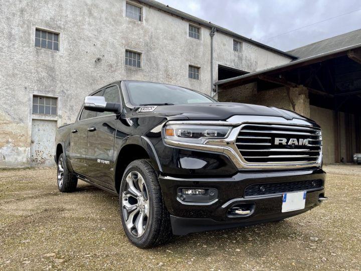 Dodge Ram LONGHORN CREW CAB ALP+Grand écran PAS D'ECOTAXE/PAS DE TVS/TVA RECUPERABLE NOIR Neuf - 2