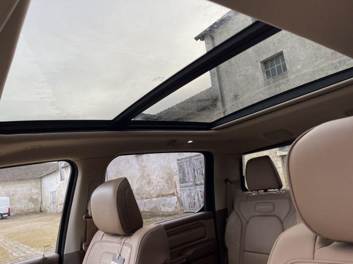 Dodge Ram LONGHORN CREW CAB ALP+Grand écran PAS D'ECOTAXE/PAS DE TVS/TVA RECUPERABLE NOIR Neuf - 6