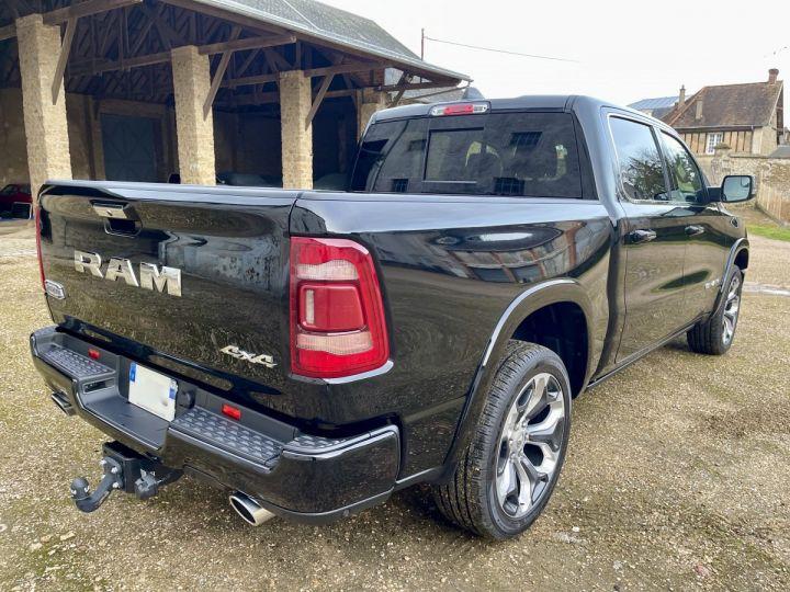 Dodge Ram LONGHORN CREW CAB ALP+Grand écran PAS D'ECOTAXE/PAS DE TVS/TVA RECUPERABLE NOIR Neuf - 4