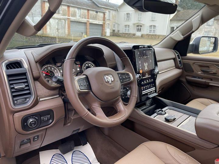 Dodge Ram LONGHORN CREW CAB ALP+Grand écran PAS D'ECOTAXE/PAS DE TVS/TVA RECUPERABLE NOIR Neuf - 8