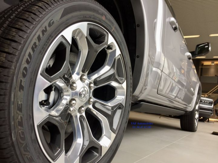 Dodge Ram NEUF LONGHORN CREW CAB E85/ALP/Grand écran/Suspension PAS D'ECOTAXE/PAS DE TVS/TVA RECUP Billet Silver ou Noir Dispo Neuf - 5