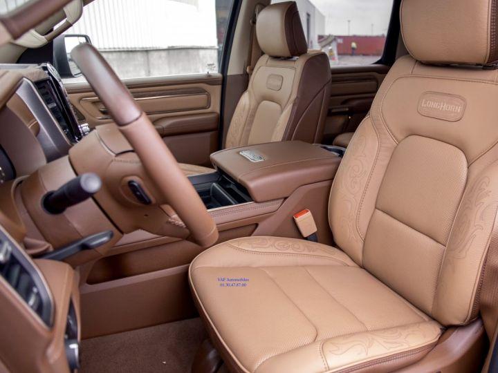 Dodge Ram NEUF LONGHORN CREW CAB E85/ALP/Grand écran/Suspension PAS D'ECOTAXE/PAS DE TVS/TVA RECUP Billet Silver ou Noir Dispo Neuf - 7