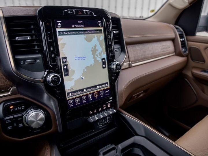 Dodge Ram NEUF LONGHORN CREW CAB E85/ALP/Grand écran/Suspension PAS D'ECOTAXE/PAS DE TVS/TVA RECUP Billet Silver ou Noir Dispo Neuf - 9
