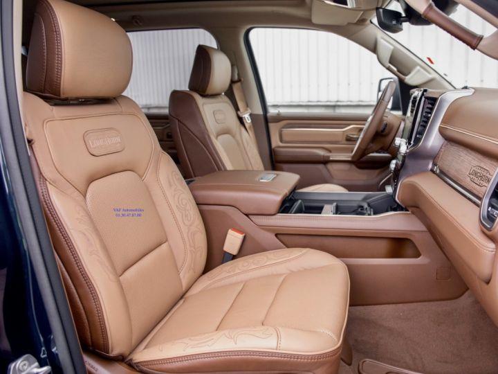 Dodge Ram NEUF LONGHORN CREW CAB E85/ALP/Grand écran/Suspension PAS D'ECOTAXE/PAS DE TVS/TVA RECUP Billet Silver ou Noir Dispo Neuf - 10