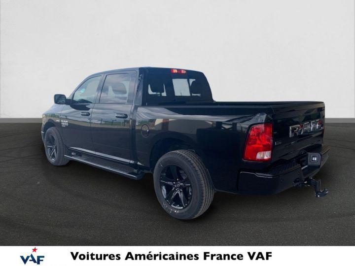 Dodge Ram SLT CLASSIC CREW CAB BLACK EDITION PAS d'ÉCOTAX/PAS TVS/TVA RECUP Noir + PACK BLACKEDITION Vendu - 3