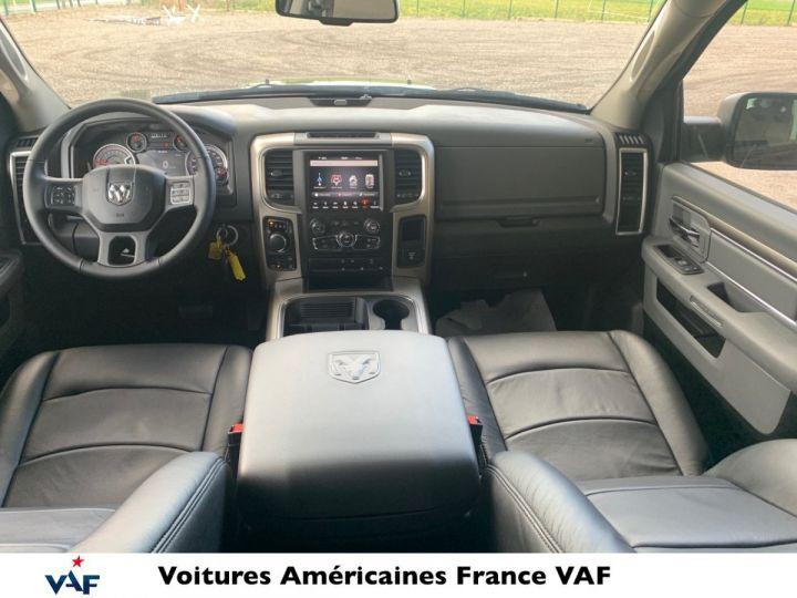 Dodge Ram SLT CLASSIC CREW CAB BLACK EDITION PAS d'ÉCOTAX/PAS TVS/TVA RECUP Noir + PACK BLACKEDITION Vendu - 5