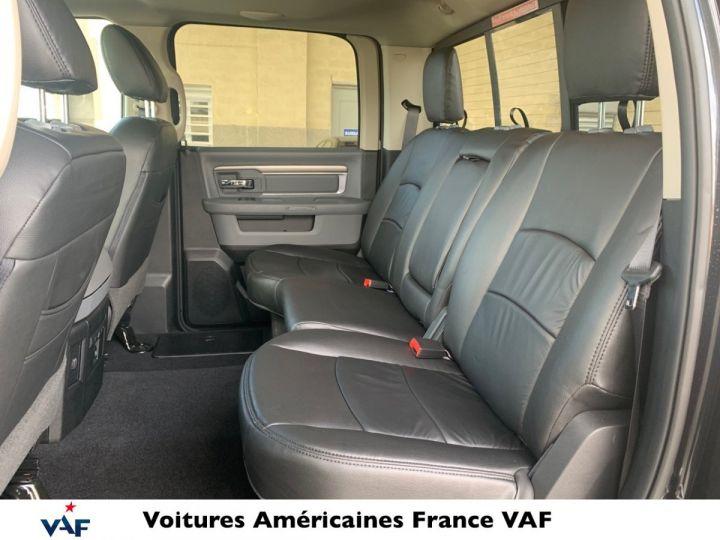 Dodge Ram SLT CLASSIC CREW CAB BLACK EDITION PAS d'ÉCOTAX/PAS TVS/TVA RECUP Noir + PACK BLACKEDITION Vendu - 13