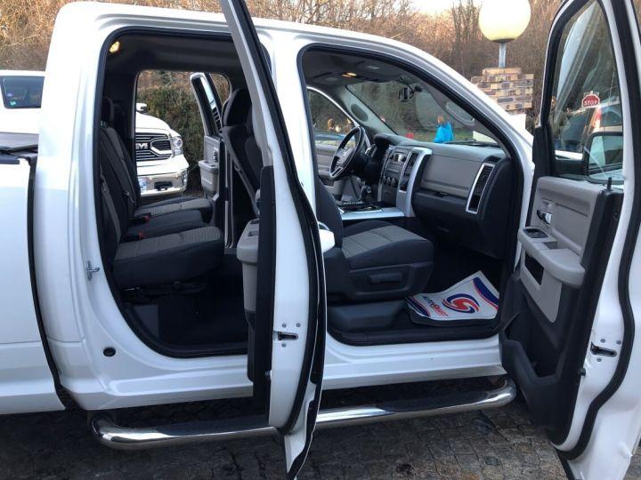 Dodge RAM SLT QUAD CAB essence/ GPL 4 places pas de TVS pas d'ecotaxe TVA Récup BLANC Occasion - 3