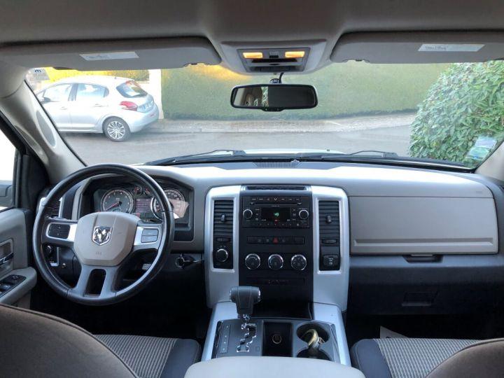 Dodge RAM SLT QUAD CAB essence/ GPL 4 places pas de TVS pas d'ecotaxe TVA Récup BLANC Occasion - 7