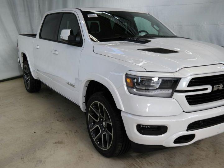 Dodge Ram Sport Crew Cab 2019 Neuf Pas d'écotaxe / Pas de tvs Blanc Neuf - 3