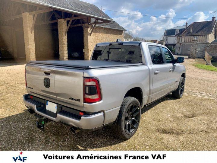 Dodge Ram Sport Night Ed 2021 - Multitailgate - PAS D'ÉCOTAXE/TVS/TVA RECUP Billet Sylver / Pack Black Edition Neuf - 6