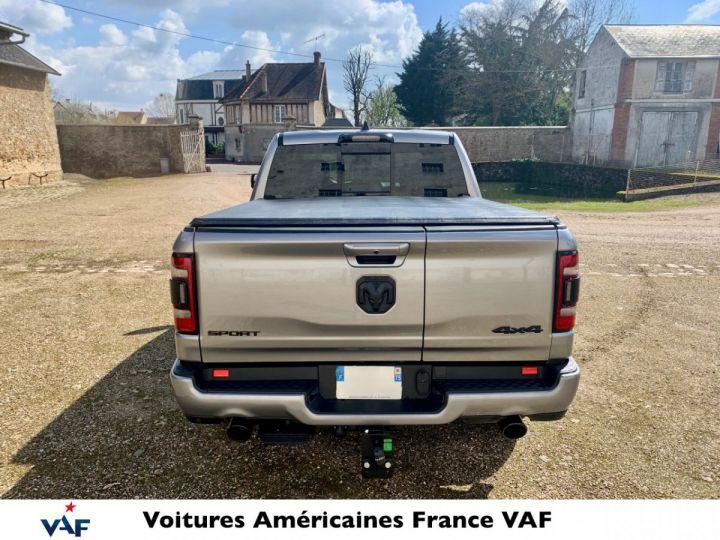 Dodge Ram Sport Night Ed 2021 - Multitailgate - PAS D'ÉCOTAXE/TVS/TVA RECUP Billet Sylver / Pack Black Edition Neuf - 7