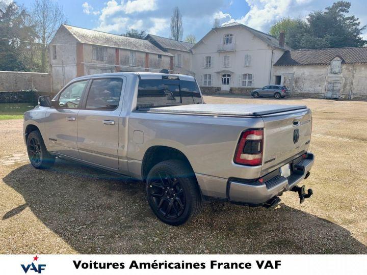 Dodge Ram Sport Night Ed 2021 - Multitailgate - PAS D'ÉCOTAXE/TVS/TVA RECUP Billet Sylver / Pack Black Edition Neuf - 9