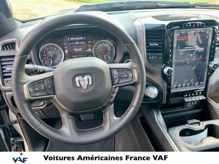 Dodge Ram Sport Night Ed 2021 - Multitailgate - PAS D'ÉCOTAXE/TVS/TVA RECUP Billet Sylver / Pack Black Edition Neuf - 12