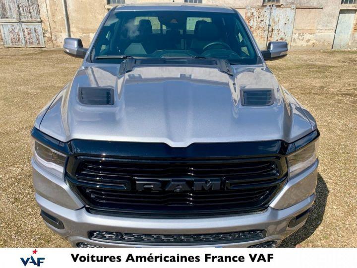 Dodge Ram SPORT NIGHT EDITION 2021 - RAMBOX/TAILGATE - PAS D'ÉCOTAXE/TVS/TVA RECUP  Billet Sylver / Pack Black Edition Neuf - 2