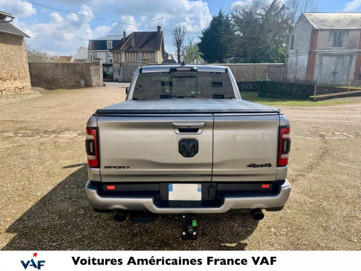Dodge Ram SPORT NIGHT EDITION 2021 - RAMBOX/TAILGATE - PAS D'ÉCOTAXE/TVS/TVA RECUP  Billet Sylver / Pack Black Edition Neuf - 7