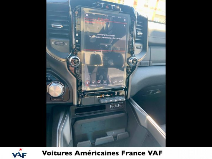 Dodge Ram SPORT NIGHT EDITION 2021 - RAMBOX/TAILGATE - PAS D'ÉCOTAXE/TVS/TVA RECUP  Billet Sylver / Pack Black Edition Neuf - 13