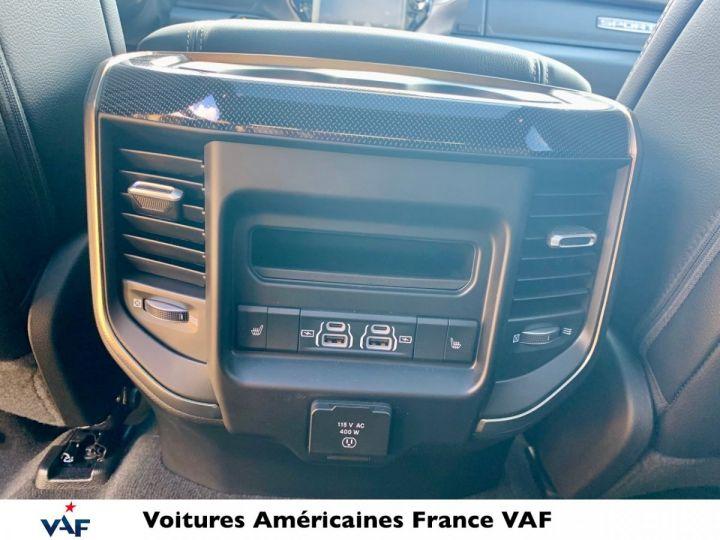 Dodge Ram SPORT NIGHT EDITION 2021 - RAMBOX/TAILGATE - PAS D'ÉCOTAXE/TVS/TVA RECUP  Billet Sylver / Pack Black Edition Neuf - 15