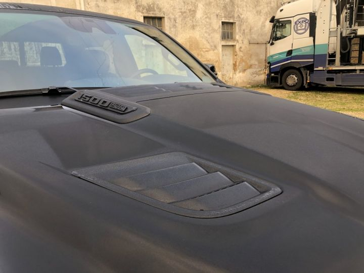 Dodge Ram SPORT NIGHT EDITION 2021 - RAMBOX/TAILGATE - PAS D'ÉCOTAXE/TVS/TVA RECUP Black / Pack Night Edition Neuf - 6