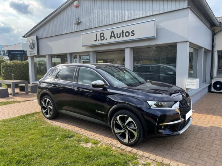 DS DS 7 CROSSBACK ds7 hdi 180 grand chic opera  - 1