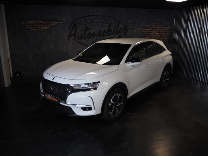 DS DS 7 CROSSBACK SO CHIC BLANC - 1