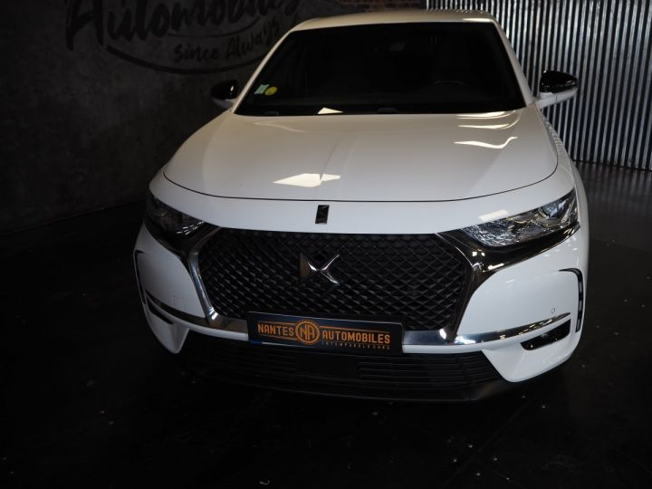 DS DS 7 CROSSBACK SO CHIC BLANC - 2