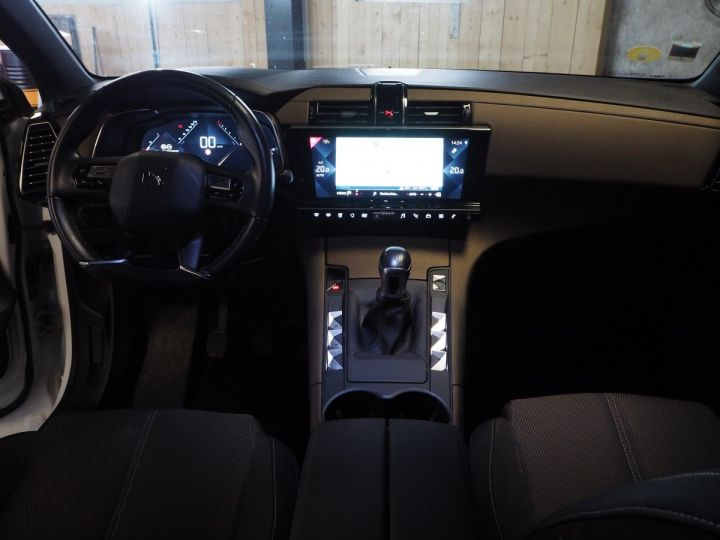 DS DS 7 CROSSBACK SO CHIC BLANC - 12