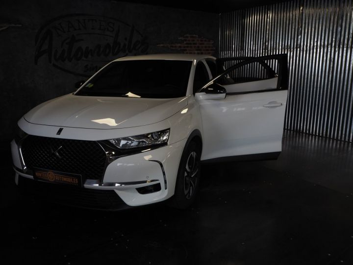 DS DS 7 CROSSBACK SO CHIC BLANC - 16
