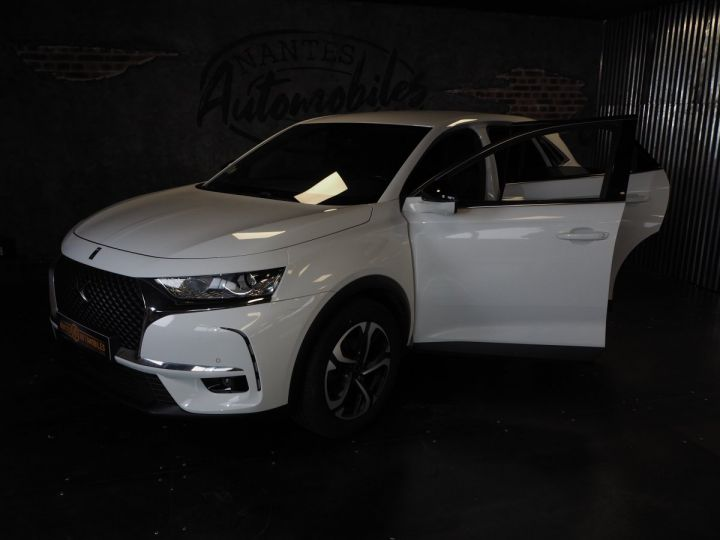 DS DS 7 CROSSBACK SO CHIC BLANC - 20