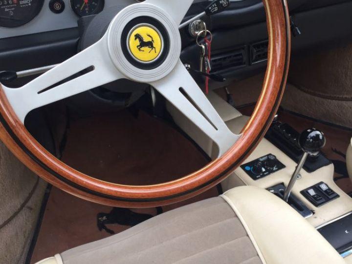 Ferrari 308 GT4 Grise Anthracite  Occasion - 5