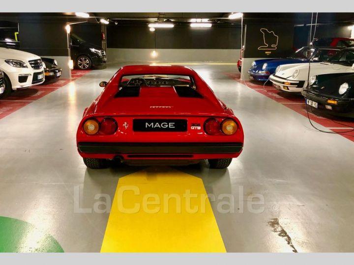 Ferrari 308 GTB Rouge Verni Occasion - 4