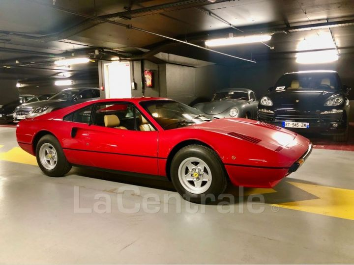 Ferrari 308 GTB Rouge Verni Occasion - 15