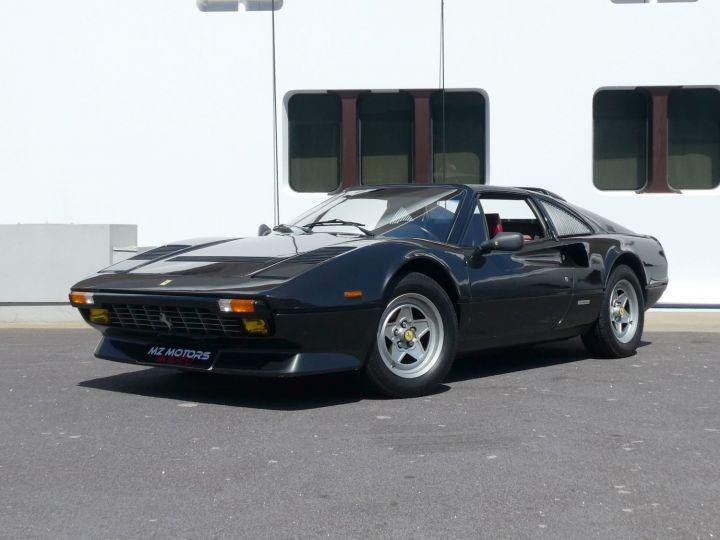 Ferrari 308 GTS QUATTROVALVOLE Noir Occasion - 2