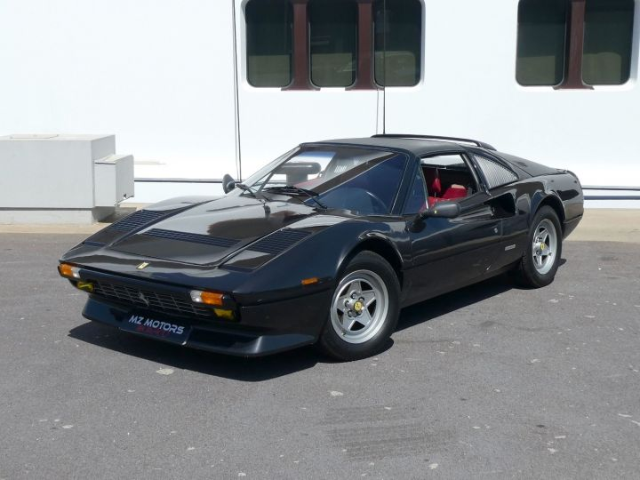 Ferrari 308 GTS QUATTROVALVOLE Noir Occasion - 3