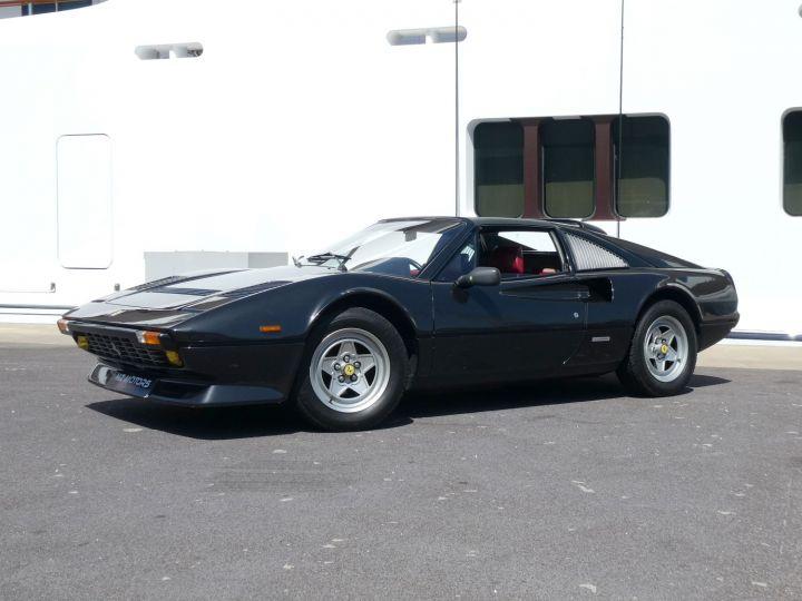 Ferrari 308 GTS QUATTROVALVOLE Noir Occasion - 4