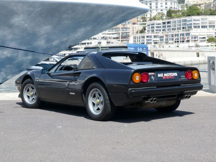 Ferrari 308 GTS QUATTROVALVOLE Noir Occasion - 11