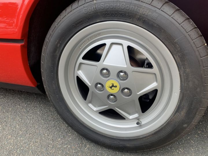 Ferrari 328 Gts Rouge Occasion - 6