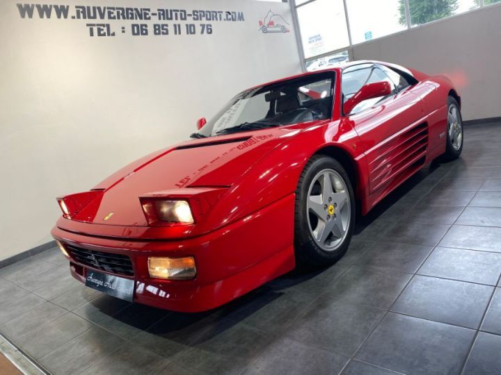 Ferrari 348 TS 295 ROUGE - 1
