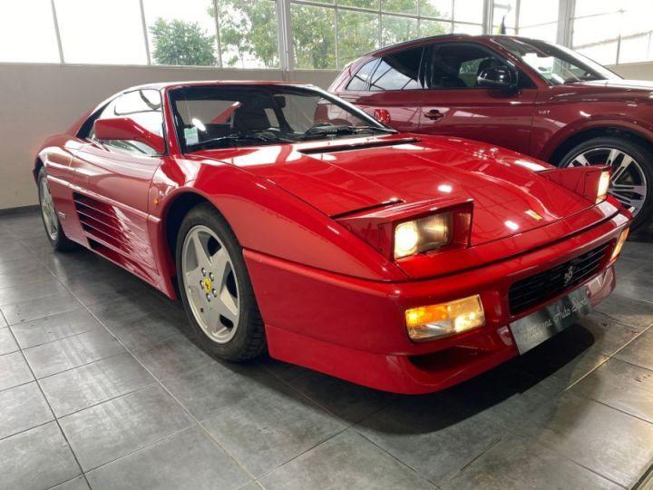 Ferrari 348 TS 295 ROUGE - 2