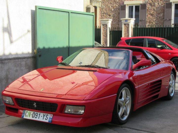 Ferrari 348 V8 300CH ROUGE Occasion - 1