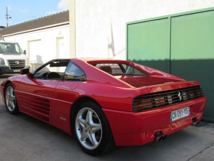 Ferrari 348 V8 300CH ROUGE Occasion - 3