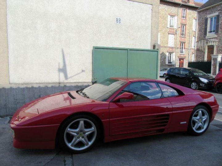 Ferrari 348 V8 300CH ROUGE Occasion - 6