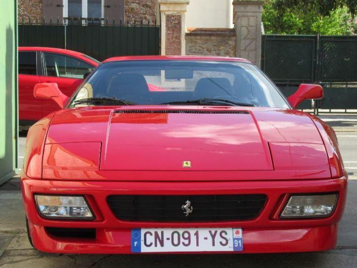 Ferrari 348 V8 300CH ROUGE Occasion - 8