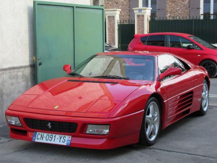 Ferrari 348 V8 300CH ROUGE Occasion - 19