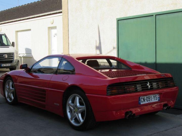 Ferrari 348 V8 300CH ROUGE Occasion - 20