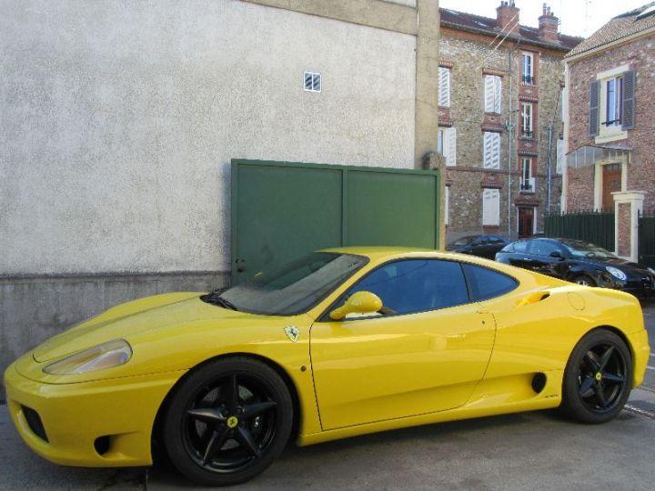 Ferrari 360 F1 JAUNE Occasion - 5