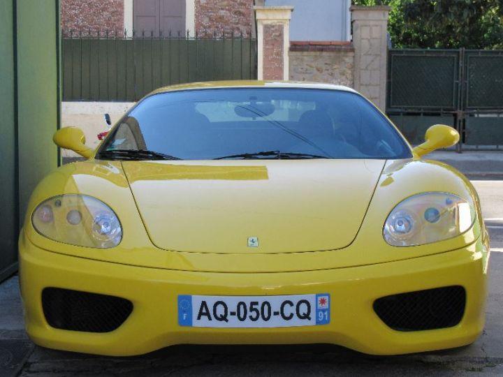 Ferrari 360 F1 JAUNE Occasion - 6