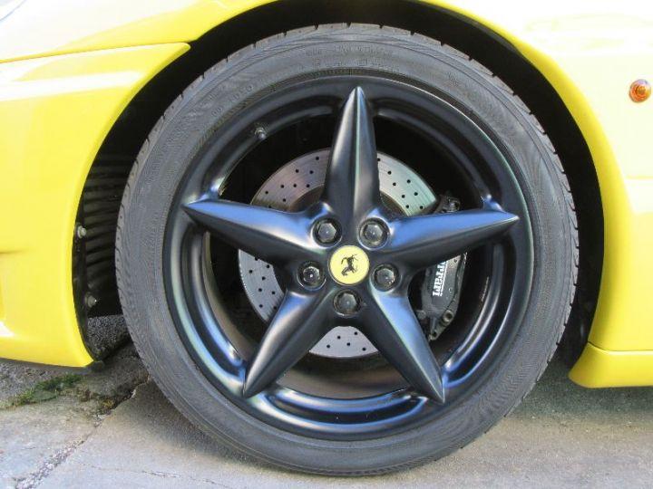 Ferrari 360 F1 JAUNE Occasion - 13