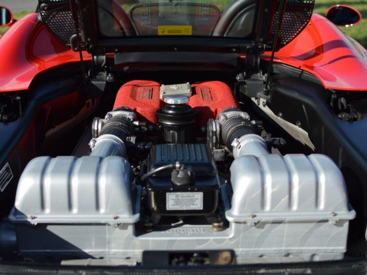Ferrari 360 Modena Spider 3.6 V8 400ch F1 ROSSO ECUSSON Rosso Corsa - 18