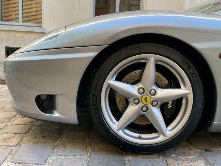 Ferrari 360 Modena Spider F1 Gris Titane - 12
